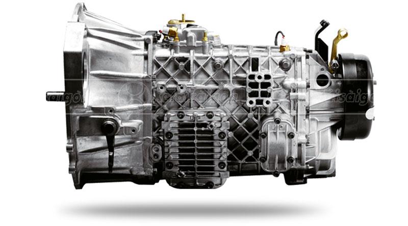 Hộp số xe Isuzu 6 tấn FRR90NE4