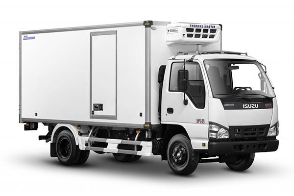 Xe tải ISUZU thùng đông lạnh 1.9 tấn