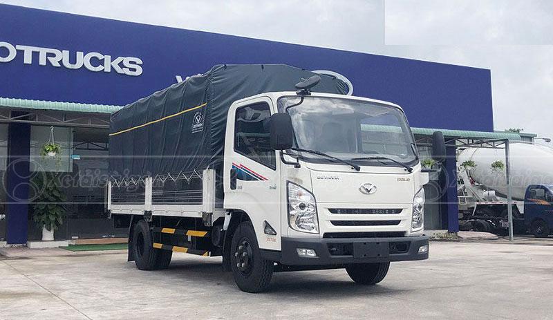 Đại lý bán xe tải ĐÔ THÀNH IZ68s 3.5 tấn giá rẻ nhất
