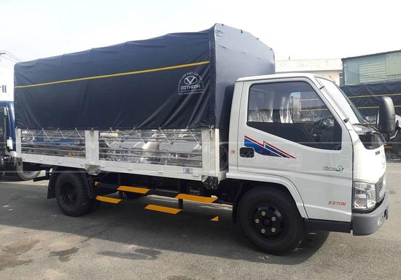 Xe tải 2.5 tấn Đô Thành IZ49 Giá Rẻ