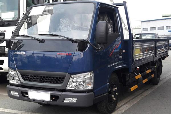 Đại lý bán xe tải IZ49 chính hãng