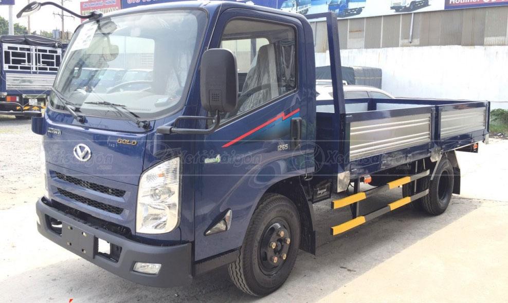 Xe tải thùng lửng IZ65 GOLD