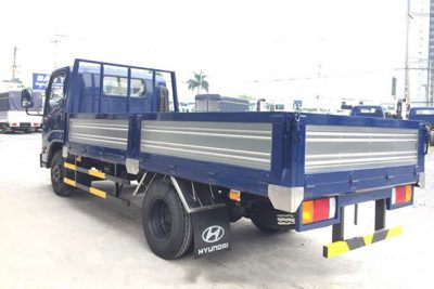 Xe tải IZ65 GOLD thùng lửng, bán chạy số 1 hiện nay
