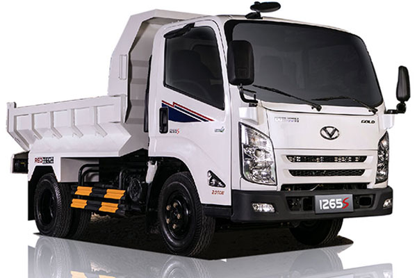 Xe Dothanh IZ65s Ben Tự Đổ 3.5 tấn, Chính hãng, Euro4
