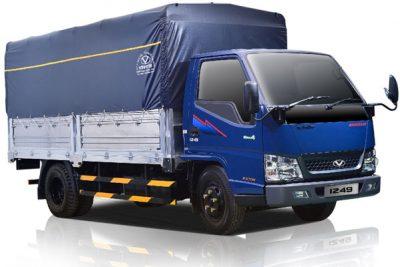 Xe tải Đô Thành IZ49 Thùng Bạt