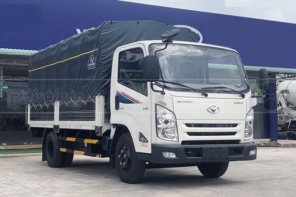 Báo giá xe tải DOTHANH IZ68s chính hãng tại tp hcm