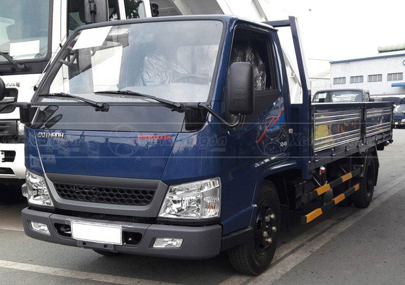 Xe tải IZ49 Thùng Lửng Giá Rẻ Nhất