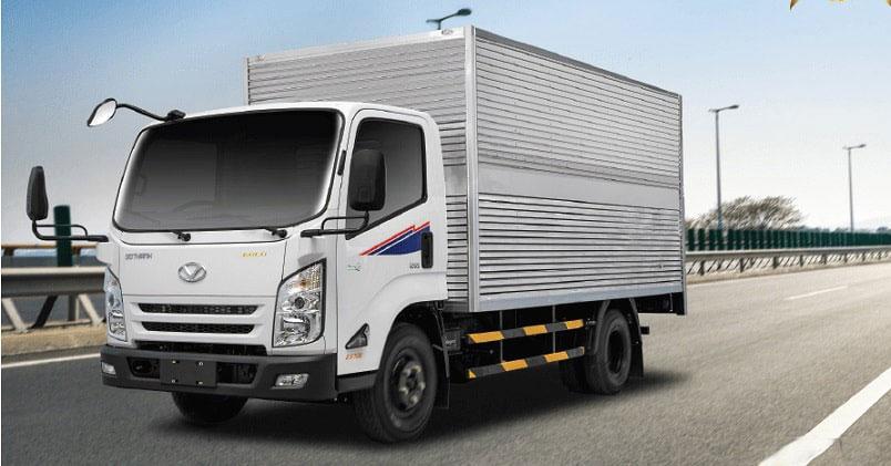 Đô Thành IZ65 3.5 tấn thùng kín, chính hãng, bán trả góp
