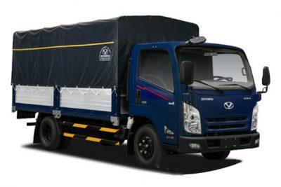 Xe IZ65 thùng bạt chính hãng, giá tốt nhất tại đại lý Xe Tải Sài Gòn