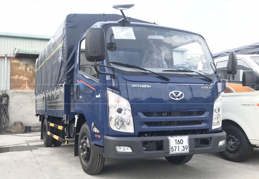 Bán xe tải IZ68s trả góp chỉ 200tr nhận xe
