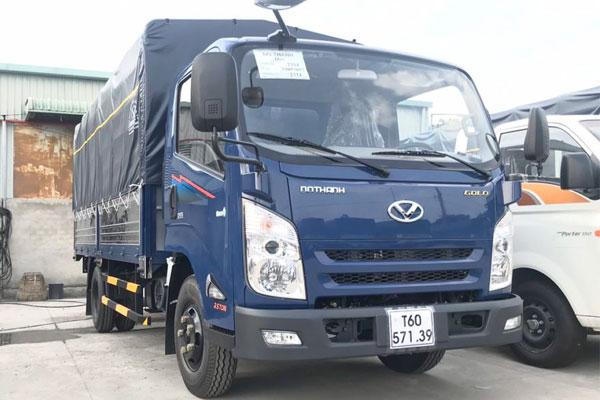 Chuyên phân phối xe tải IZ68s cao cấp