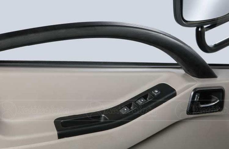 Kính chỉnh điện theo xe IZ65 Gold
