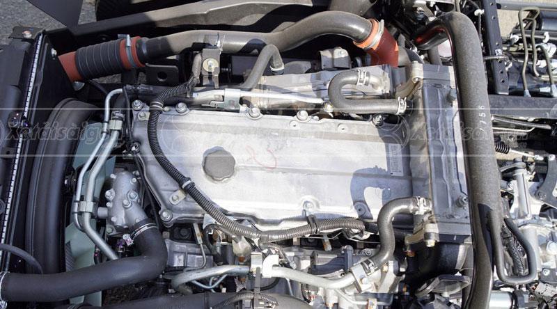 Động cơ Isuzu FRR