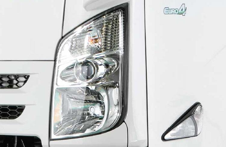 Cụm đèn pha halogen siêu sáng của xe tải 3.5 tấn Dothanh IZ65