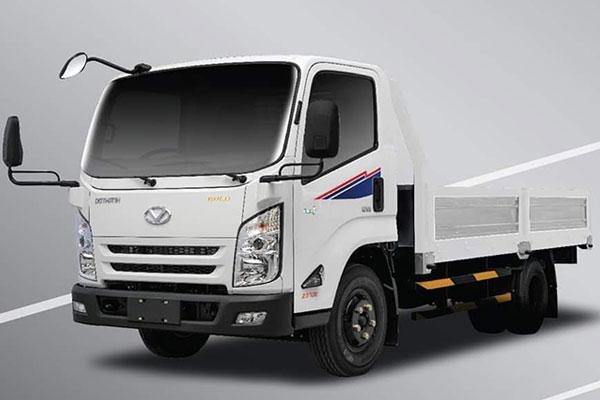 Bán xe tải IZ65 thùng lửng 3.5 tấn, chính hãng, hỗ trợ trả góp