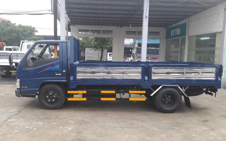 Bán xe tải Đô Thành IZ49 thùng lửng