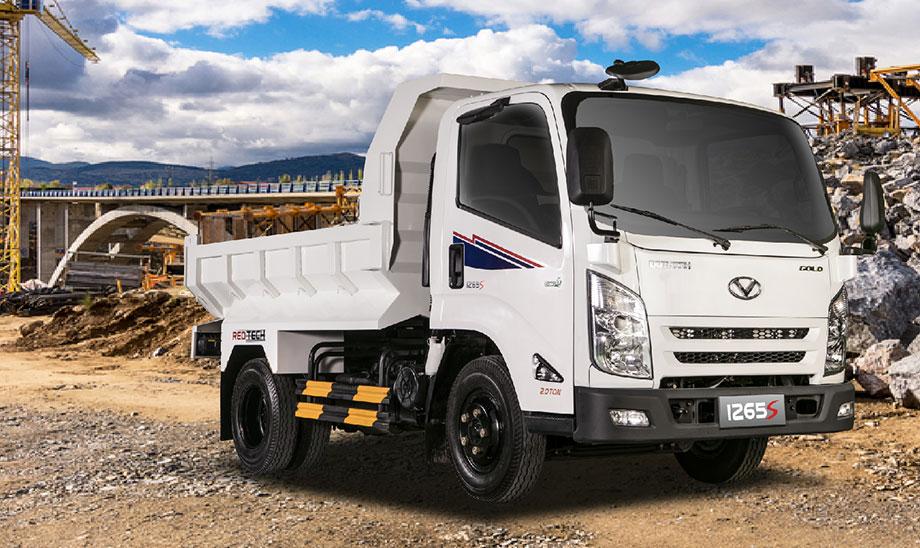 Đại lý bán xe tải ben IZ65s 2 tấn