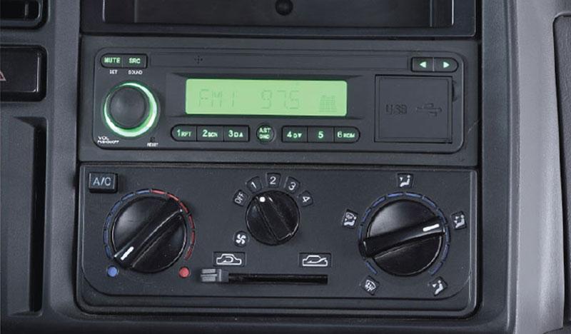 Xe IZ200 Do Thanh có tiện ích hiện đại