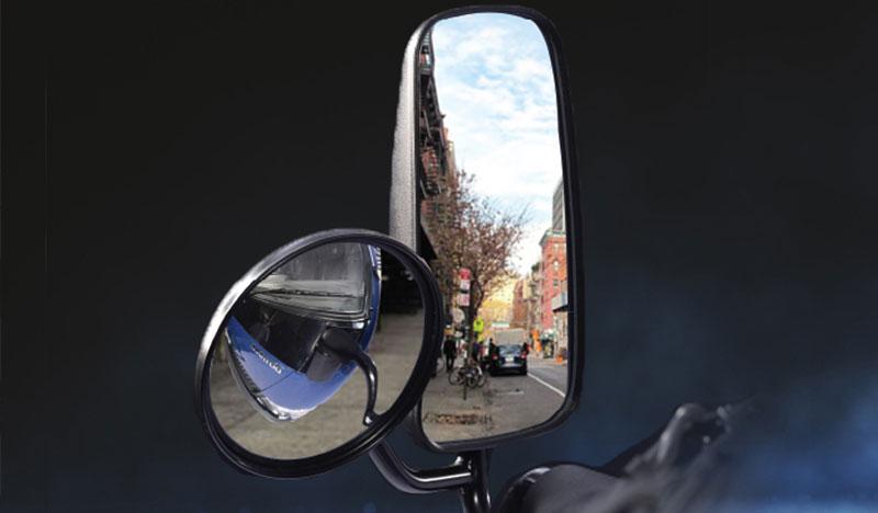 Kính chiếu hậu xe IZ200 Dothanh