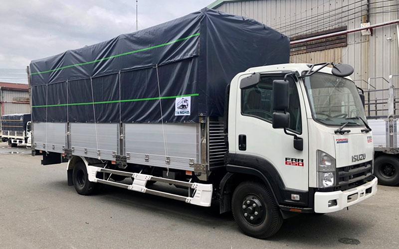 Xe tải ISUZU 6 Tấn FRR 650