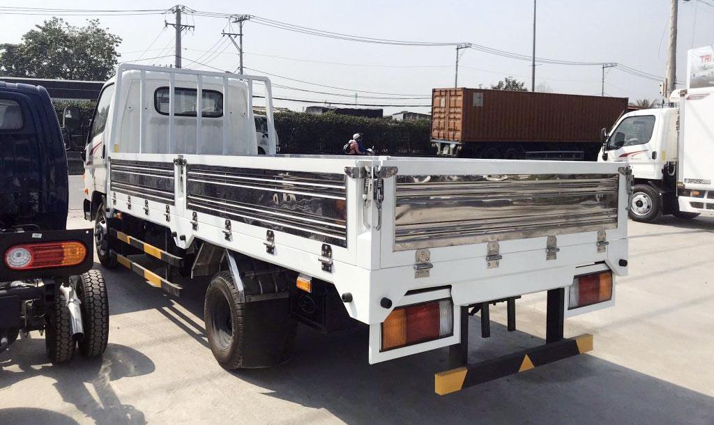 Hyundai N250SL thùng lửng