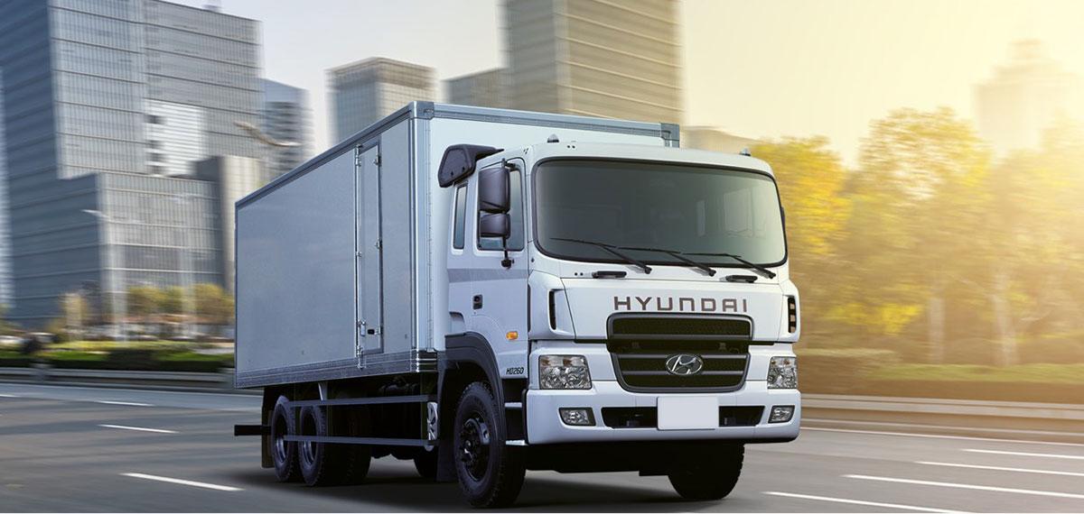 xe tải Hyundai HD240 nhập khẩu