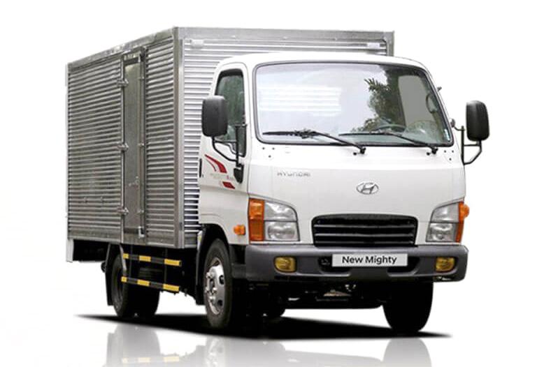 xe tải Hyundai N250SL thùng kín