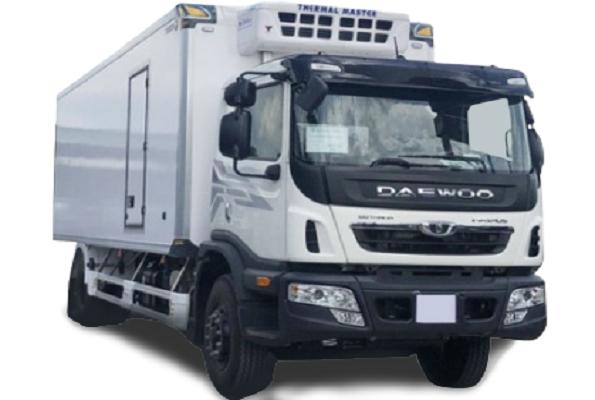 Xe tải đông lạnh Daewoo HU6AA 14.1 tấn