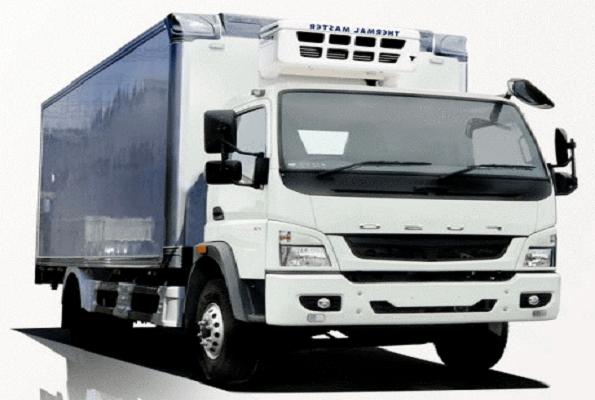 Xe tải đông lạnh Fuso FA1014R 5.2 tấn