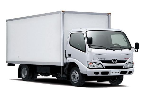 Xe tải đông lạnh Hino XZU730L 4.35 tấn