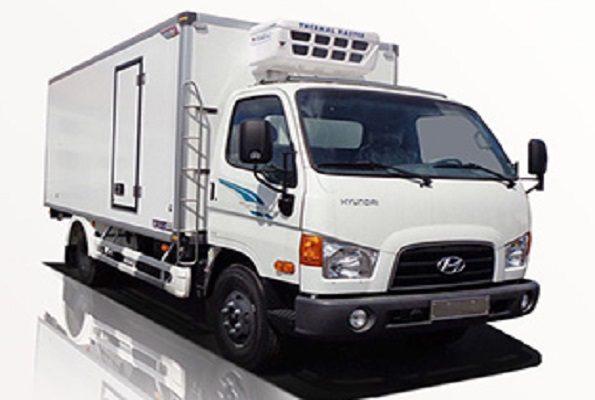 Xe tải đông lạnh Hyundai New Mighty 110SP