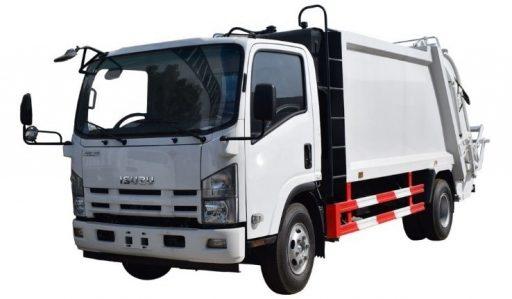 Xe ép rác Isuzu FVR34LE4 – 12 khối