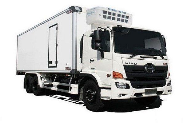 Xe tải đông lạnh Hino FL8JT7A 14.1 tấn
