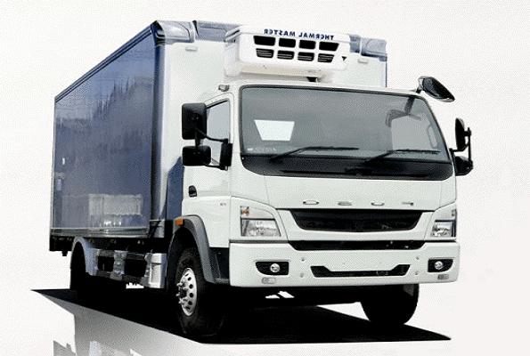 Xe tải đông lạnh Fuso FI1317R 6.9 tấn