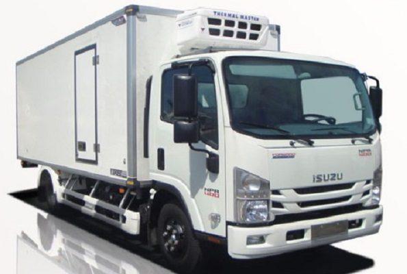 Xe tải Isuzu NPR85KE5 – 3.49 tấn