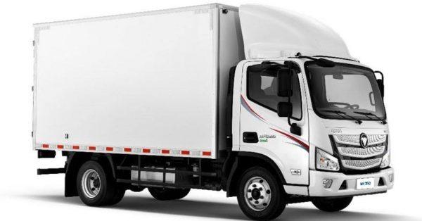 Xe tải M4 350 thùng kín 1.95/3.49 tấn