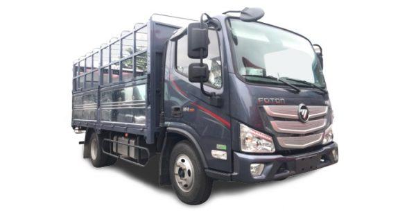 Xe tải M4 600 mui bạt 4.8 tấn