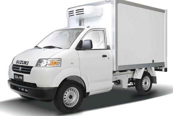 xe tải Suzuki carry pro thùng đông lạnh